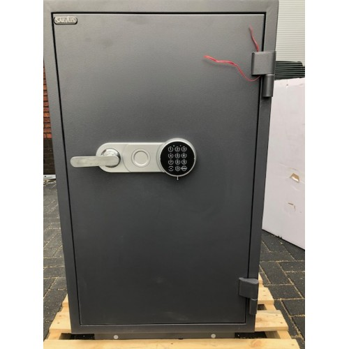 Salvus Torino 4 EL met  4 x  masterlock box 1200.