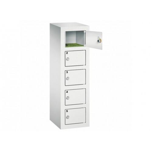 ORGAMI HFS 5-vaks mini locker