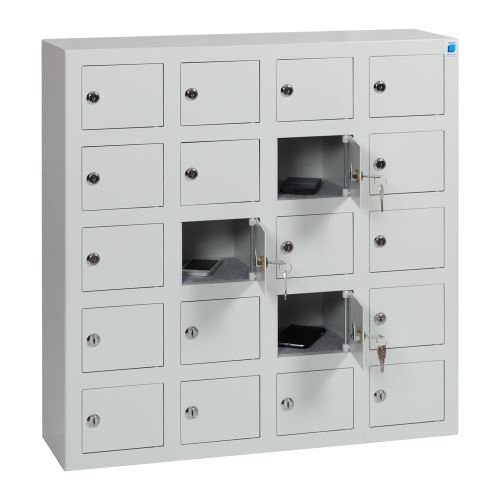 Orgami 10-vaks mini lockers HFS 10