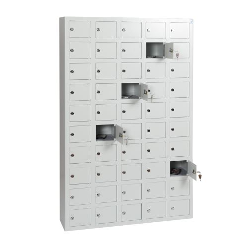 Orgami 50 vaks mini lockers HFS