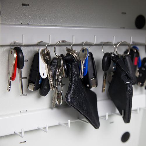 Sistec SK sleutelkluis 34 stuks.