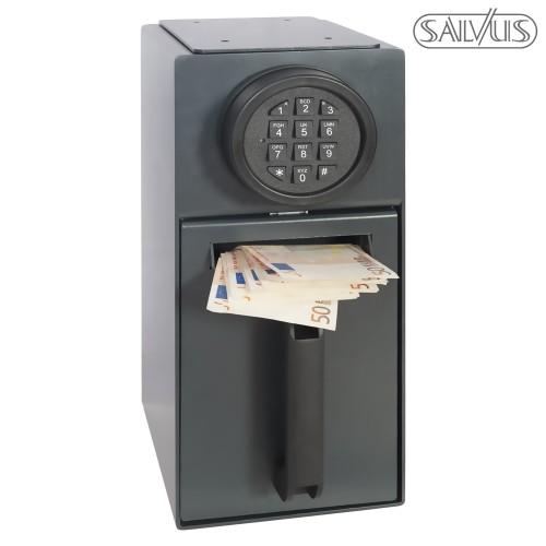Salvus 7701 kassakluis sleutelslot