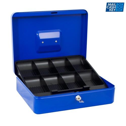 Cashbox 4 Blauw
